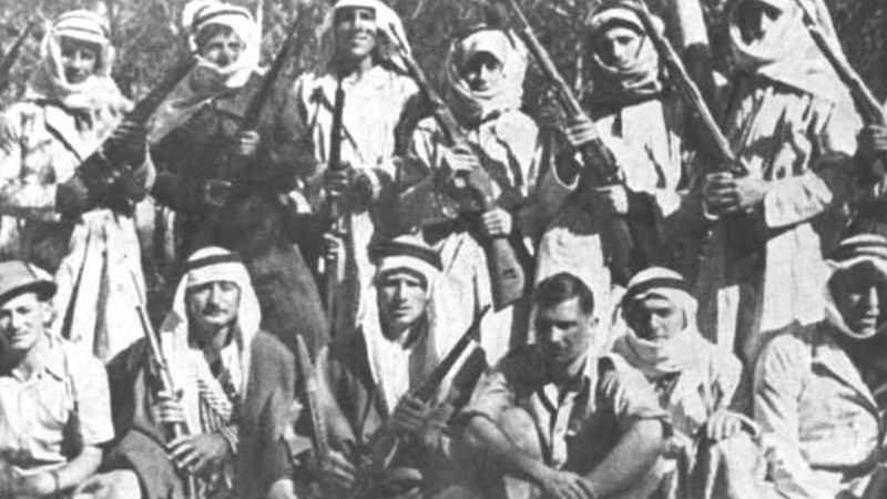 ইসরায়েলের গোপন অপারেশন: পালায়াম এবং ছদ্মবেশী আরব ইউনিটের নাশকতা
