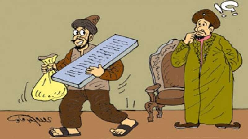 খলিফা আল-মানসুরের কাব্যবিদ্বেষ এবং এক কবির কৌশলী প্রতিশোধ