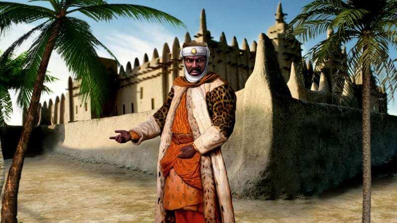 বিশ্বের শীর্ষ ধনী মালির মুসলমি শাসক মানসা মুসা