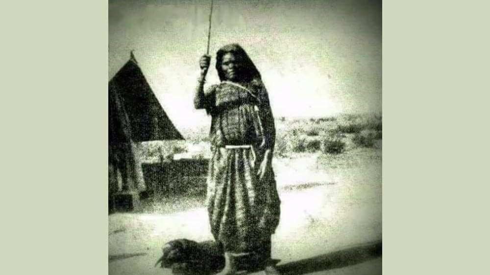 সালিমা বিনতে মুকাওয়্যাস, লিবিয়ান নারী যোদ্ধা